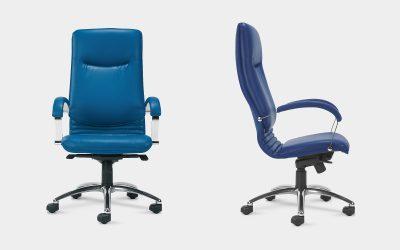 Nova – klasyczny fotel gabinetowy