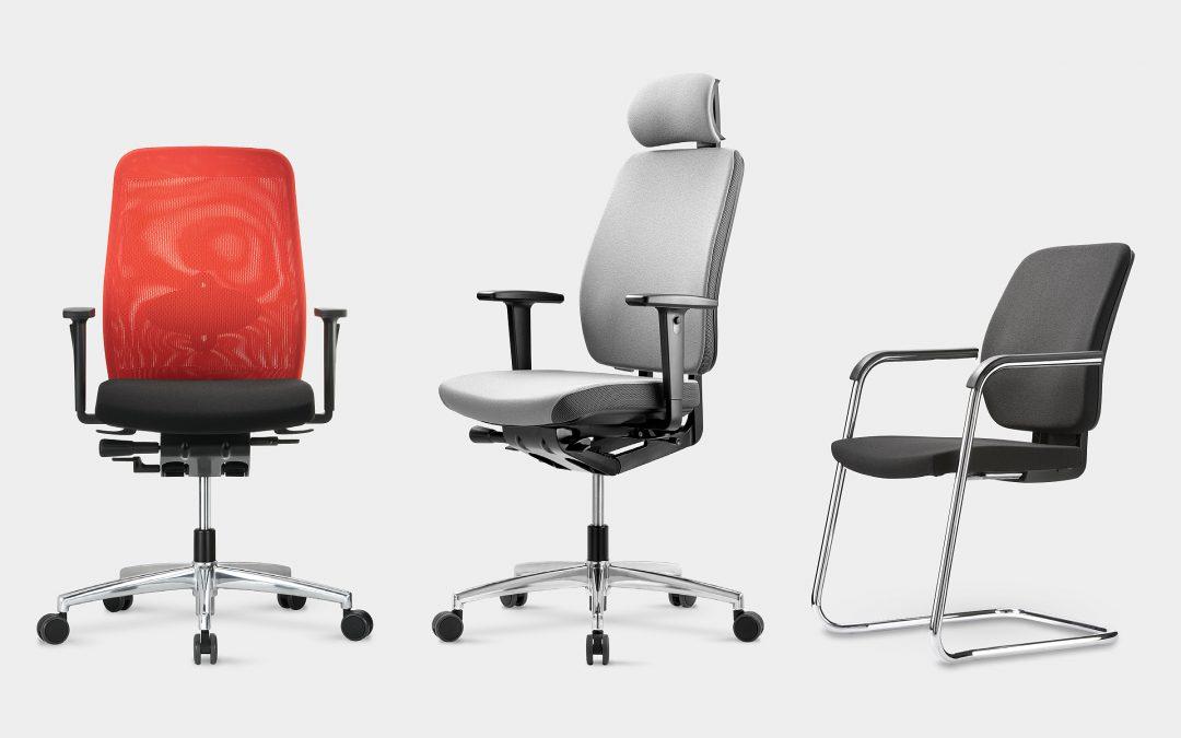 GLOBEline Fotel biurowy