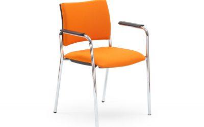 Intrata – Fotel konferencyjny