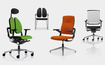 Xenium – Fotel biurowy