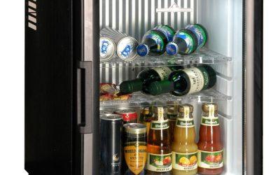 Minibary (lodówki) hotelowe.