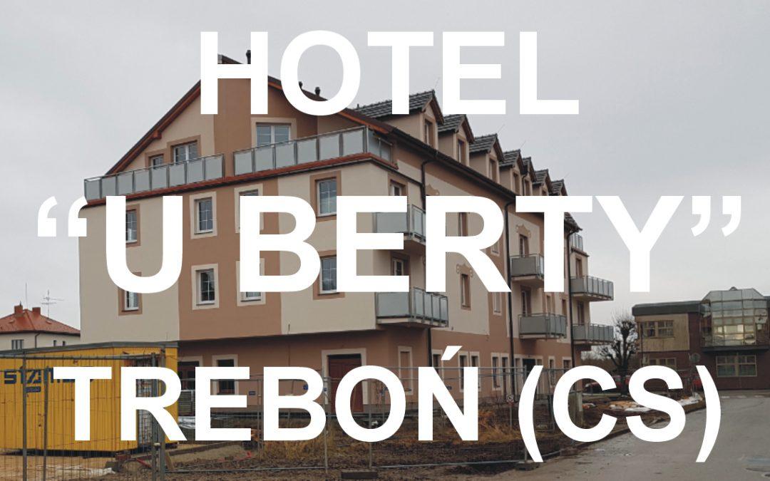 "Hotel ""U Berty"" Treboń (CS)"