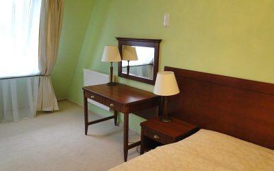 Meble hotelowe – wyposażenie pokoi