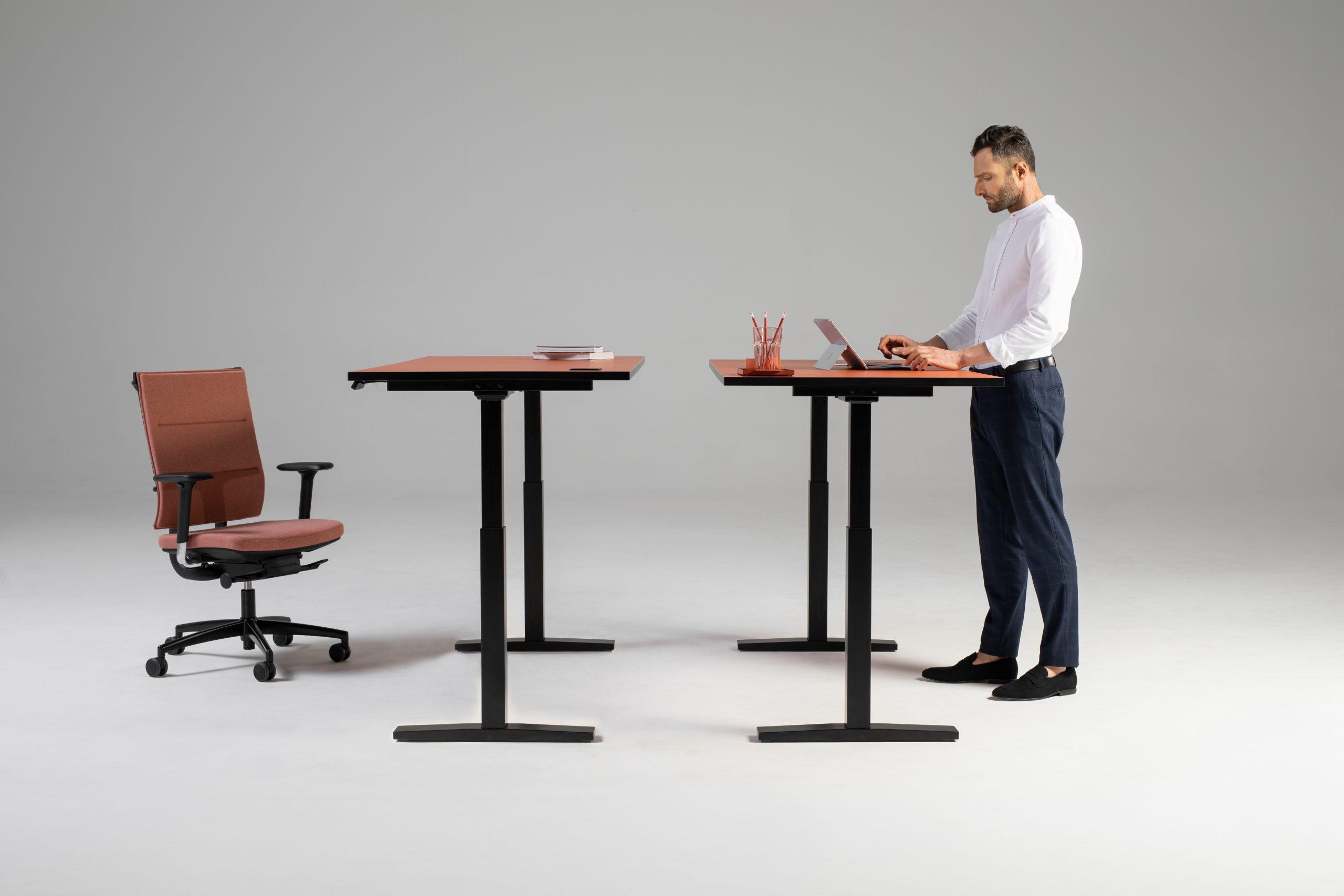 biurka elektryczne